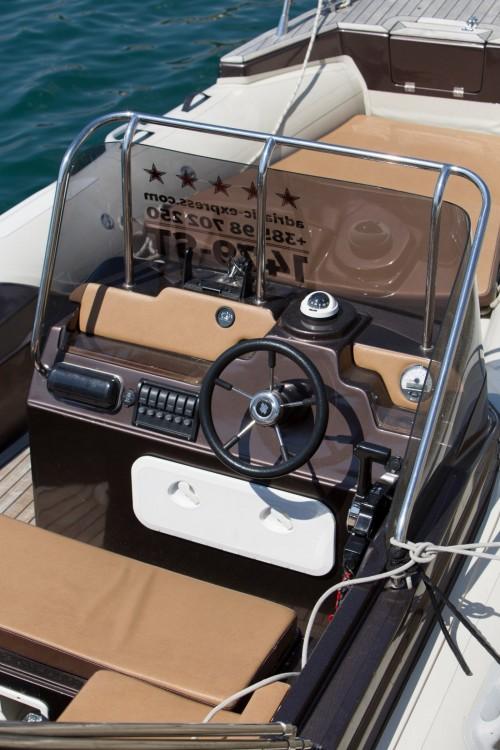 Rental RIB in Split - Baracuda Shark bf23