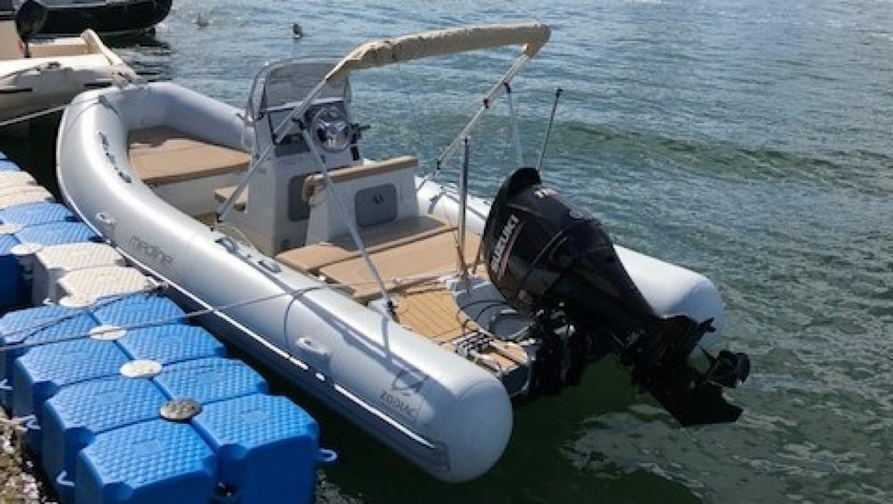 Boat rental Nuuk cheap Medline 580