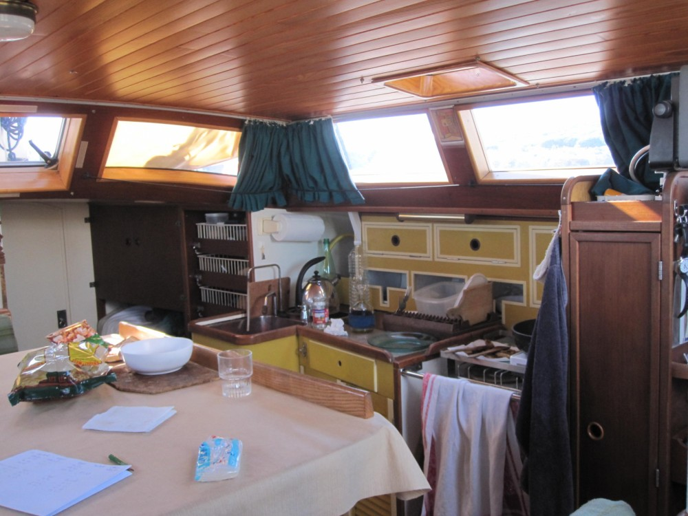Boat rental acno Dalite 35 in Westport on Samboat
