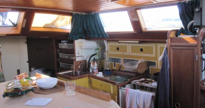 Boat rental Las Palmas de Gran Canaria cheap Dalite 35