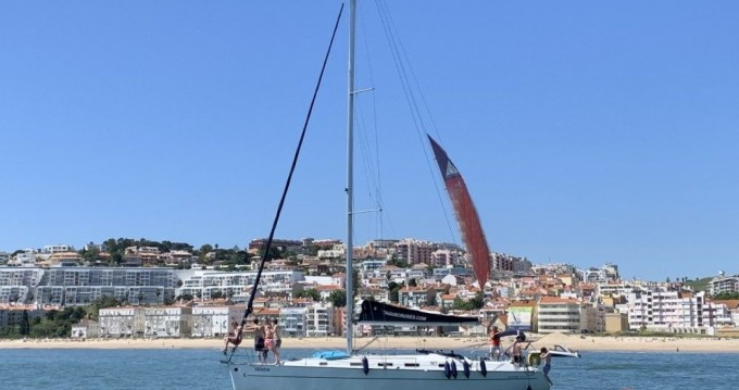 Bénéteau Cyclades 43.4 between personal and professional Lisbon
