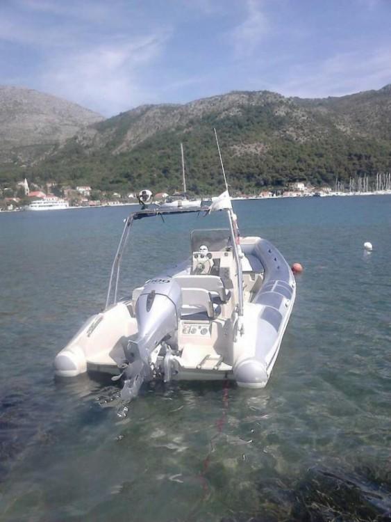 Boat rental Bénéteau flyer 575 in Slano on Samboat