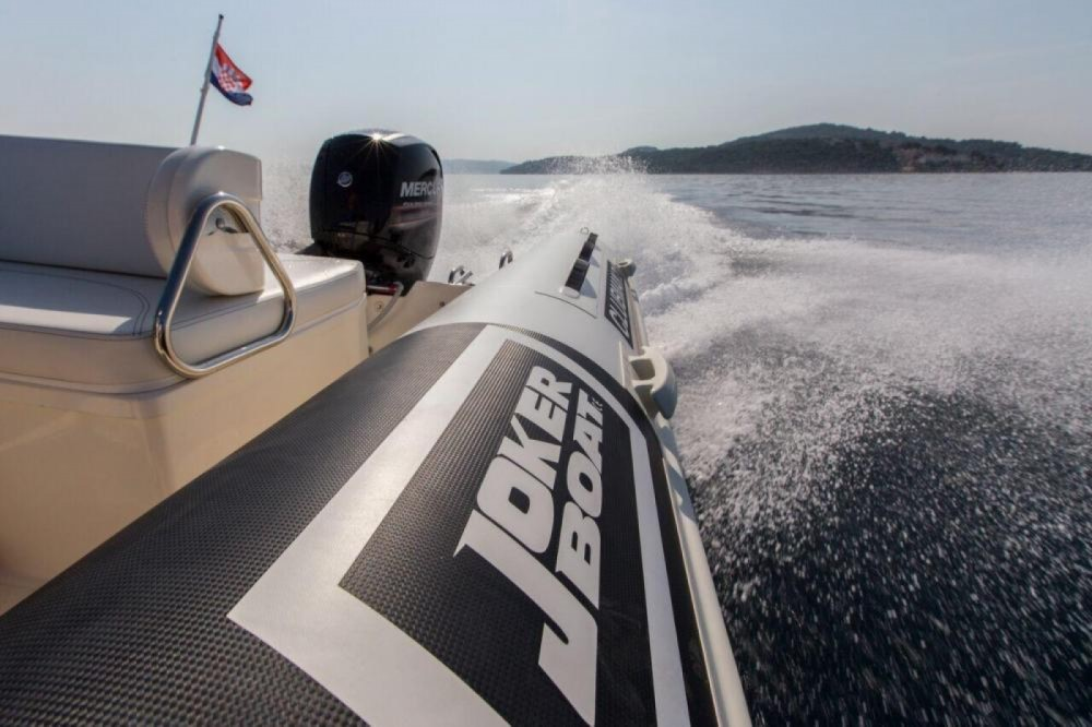 Hire RIB with or without skipper Joker Boat Slano