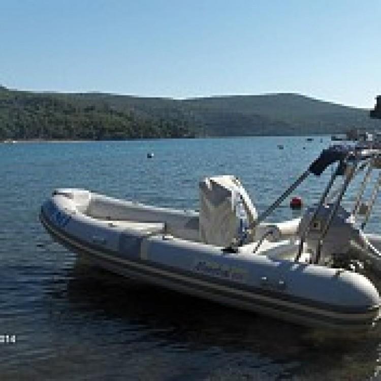 Boat rental Slano cheap maestral 80F