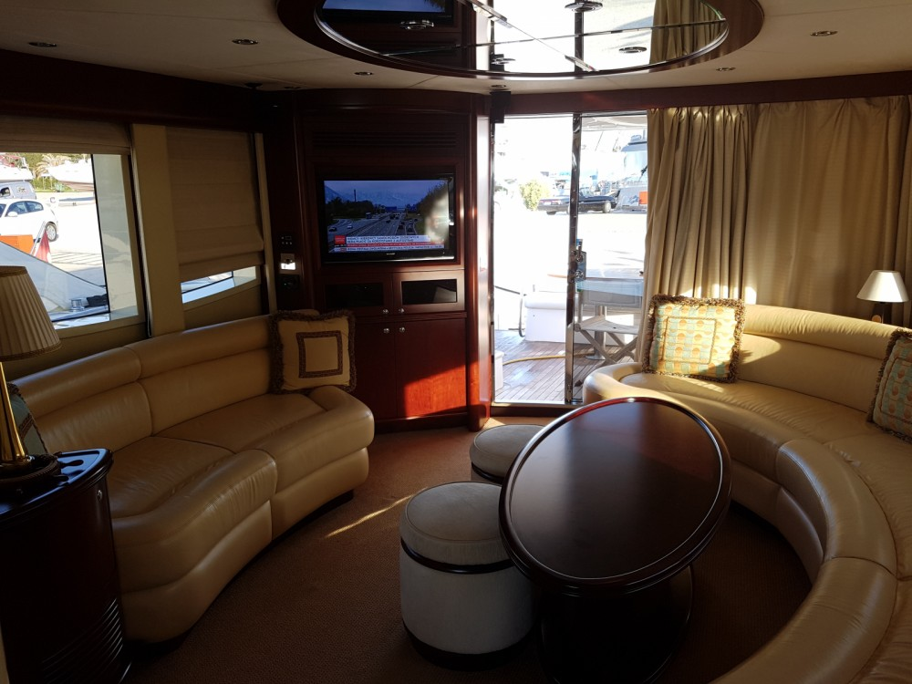 Gulf Craft Majesty 66 between personal and professional