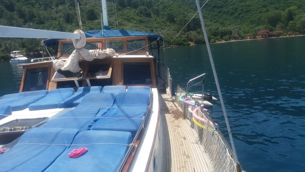 Rental yacht Aegean Region - Wooden gulet Standard Gulets on SamBoat