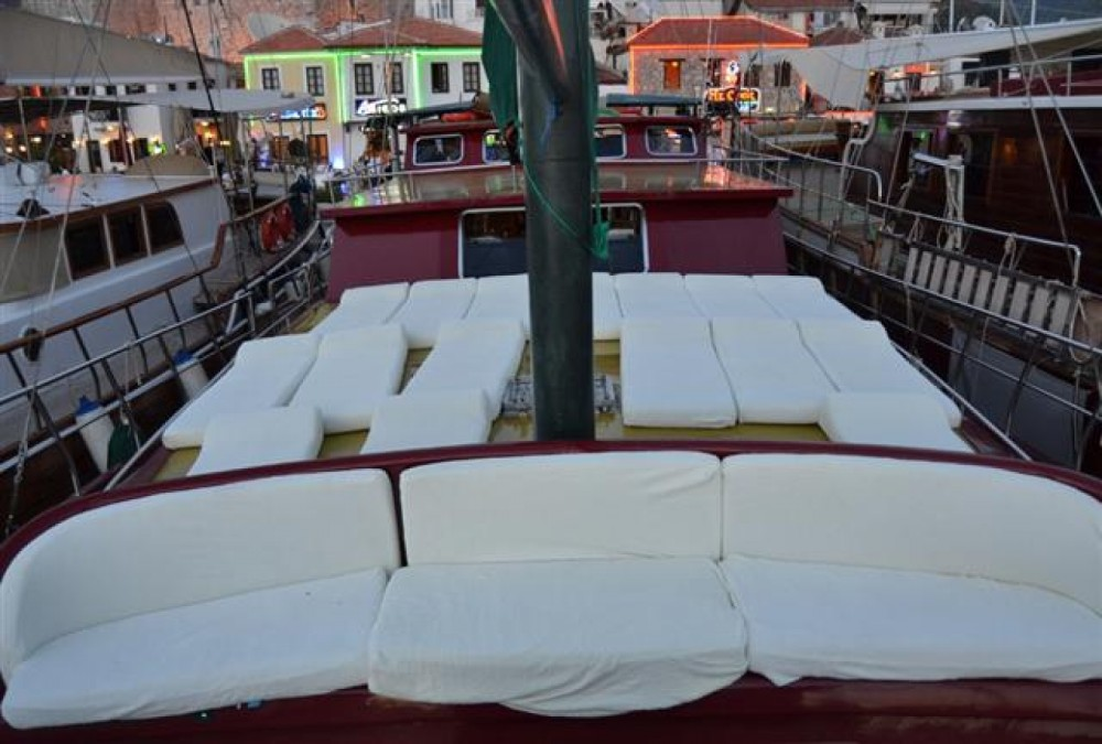 Rental Sailboat in Muğla - Wooden gulet Standard Gulets