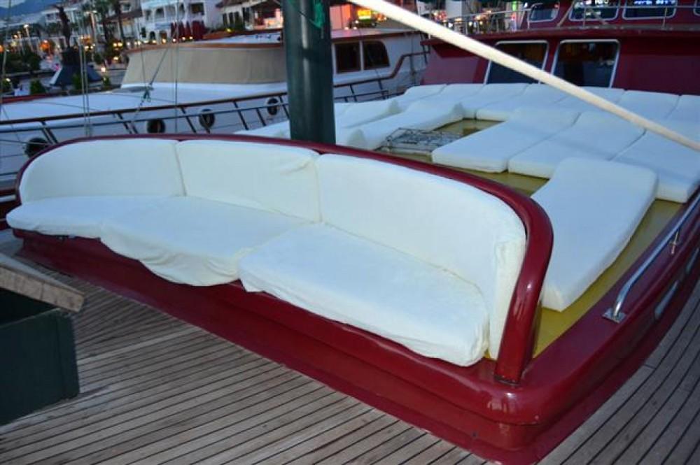 Boat rental Muğla cheap Standard Gulets