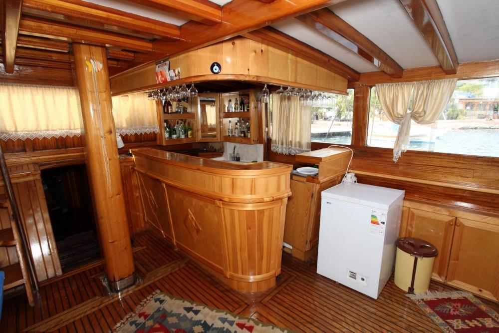 Boat rental Wooden gulet Standard Gulets in Aegean Region on Samboat