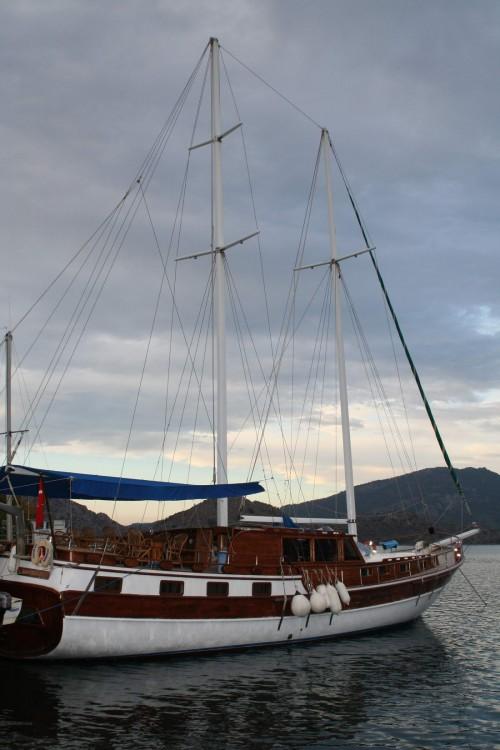 Boat rental Aegean Region cheap Standard Gulets