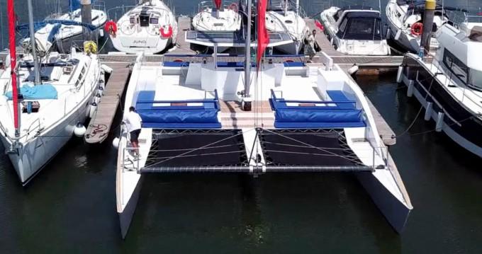 Boat rental Nigel Irens 50 in Lisbon on Samboat