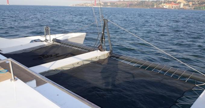 Rental Catamaran in Lisbon - Nigel Irens 50