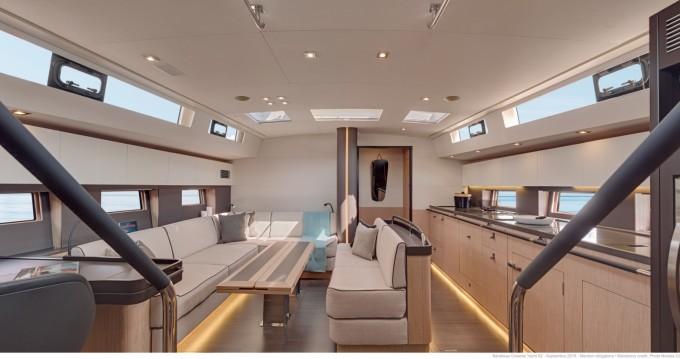 Boat rental Olbia cheap Oceanis Yacht 62