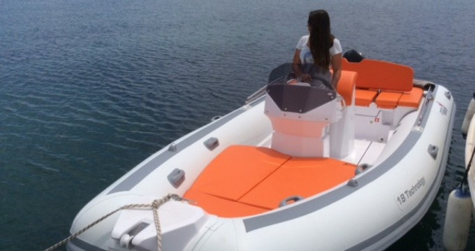 MV Marine 18 technology between personal and professional Olbia