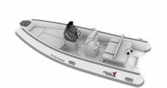 Rent a MV Marine 18 technology Olbia
