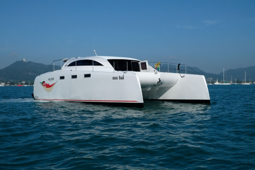 Boat rental Mueang Phuket cheap Power Cat