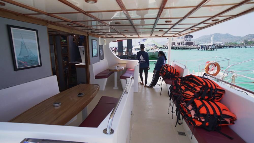 Boat rental Golden  Dragon Golden Dragon in Mueang Phuket on Samboat