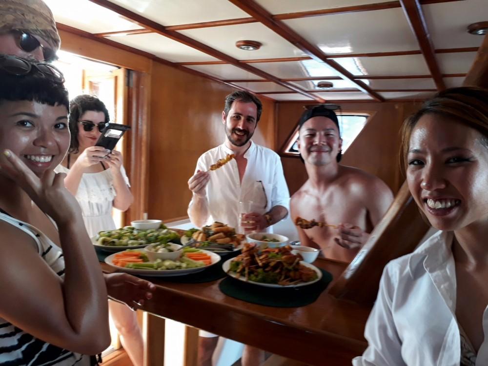 Rental Catamaran in Mueang Phuket - Golden  Dragon Golden Dragon