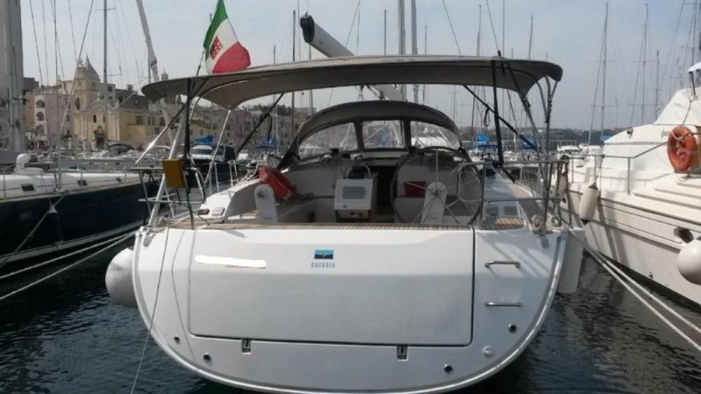 Rent a Bavaria Cruiser 51 Procida