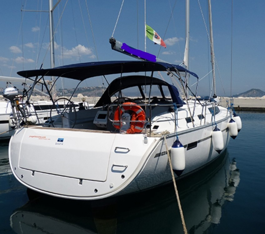 Rental Sailboat in Procida - Bavaria Cruiser 51