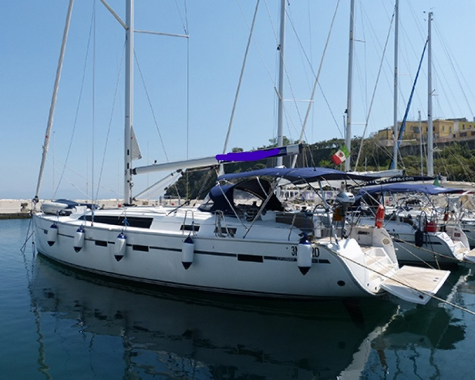 Boat rental Procida cheap Cruiser 51