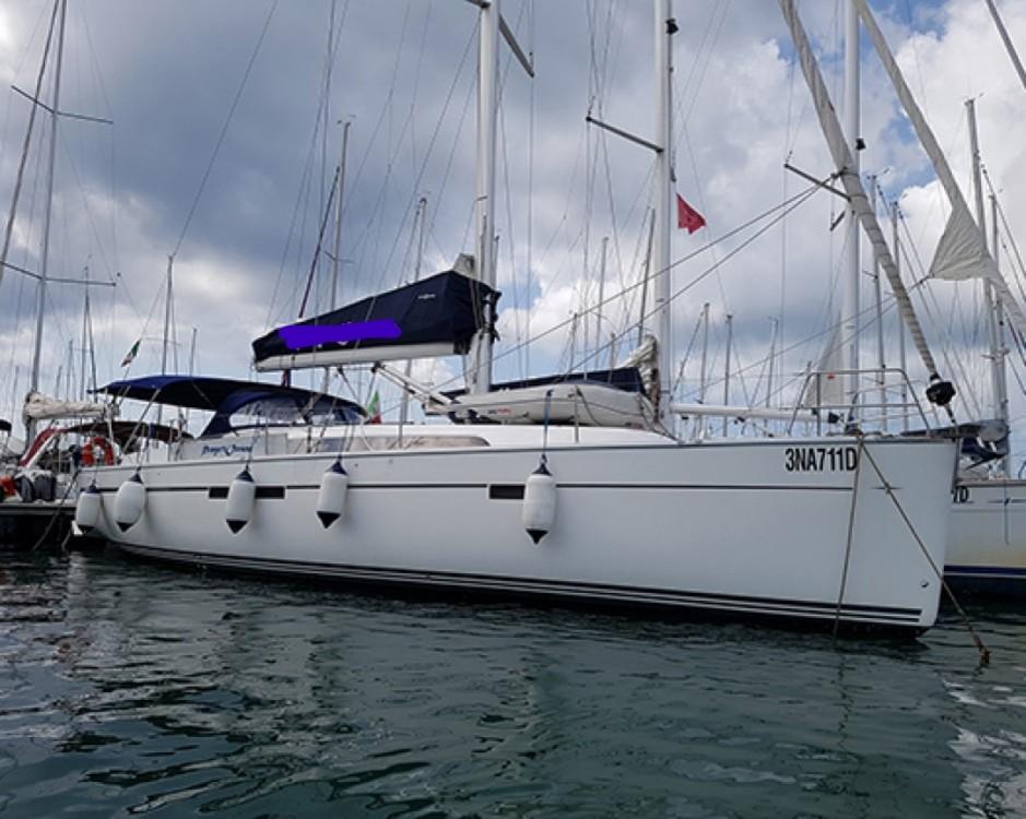 Bavaria Cruiser 46 between personal and professional Procida