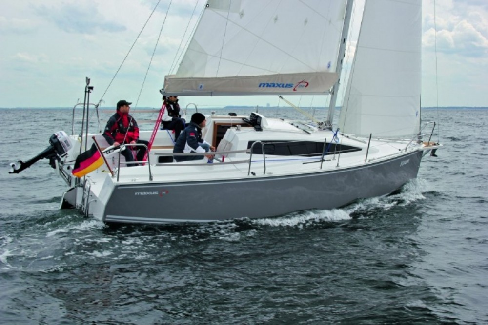 Northman Maxus 26 between personal and professional Arzon