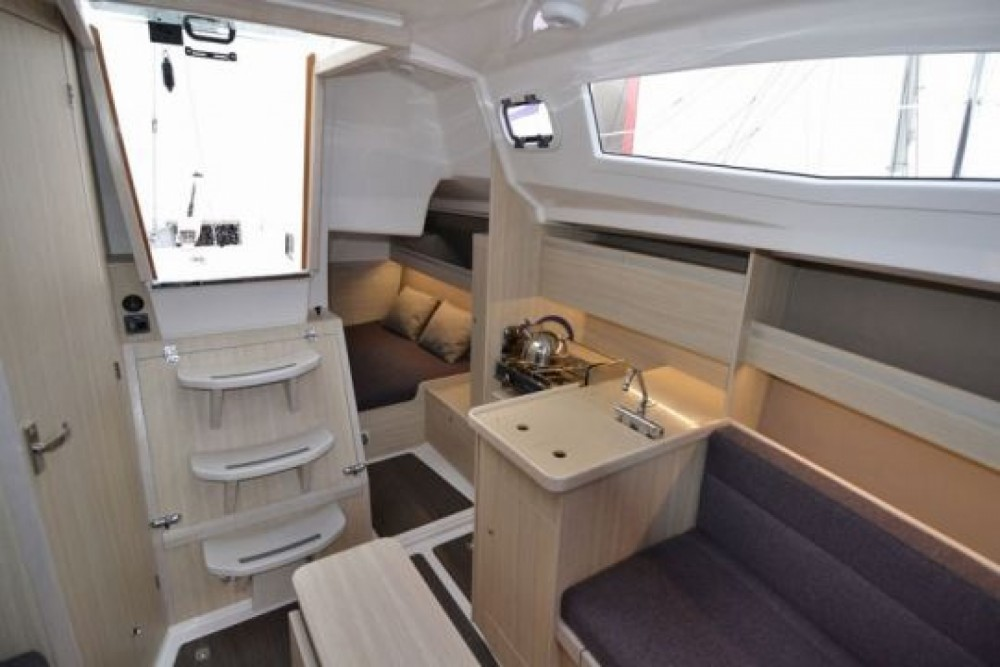 Boat rental Northman Maxus 26 in Arzon on Samboat