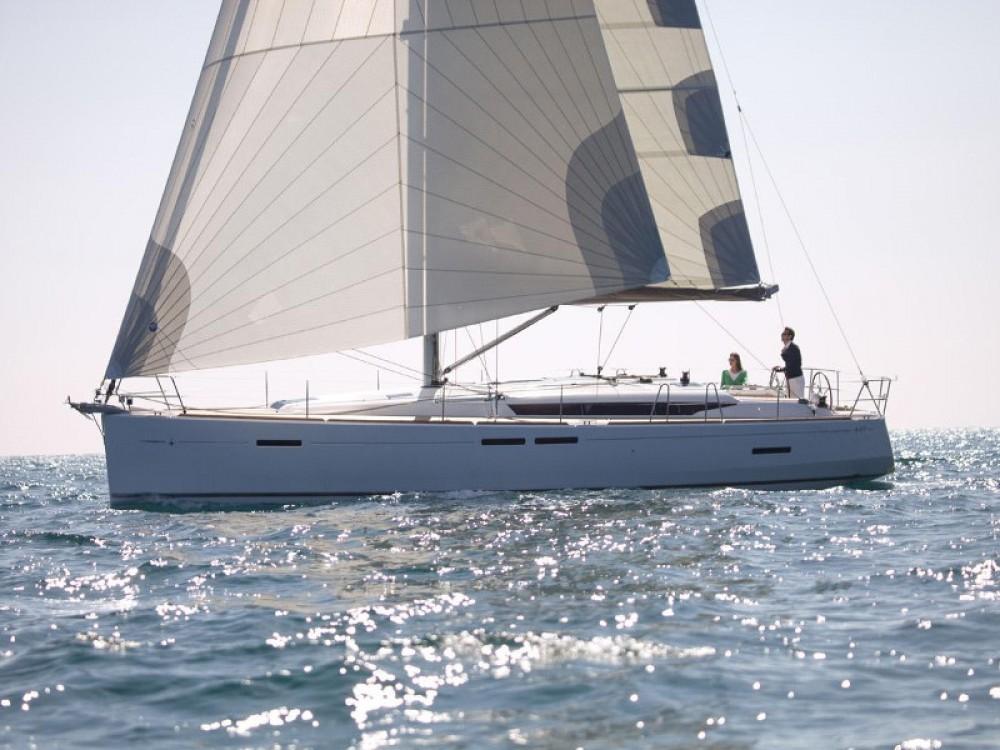Rent a Jeanneau Sun Odyssey 449 Nieuwpoort
