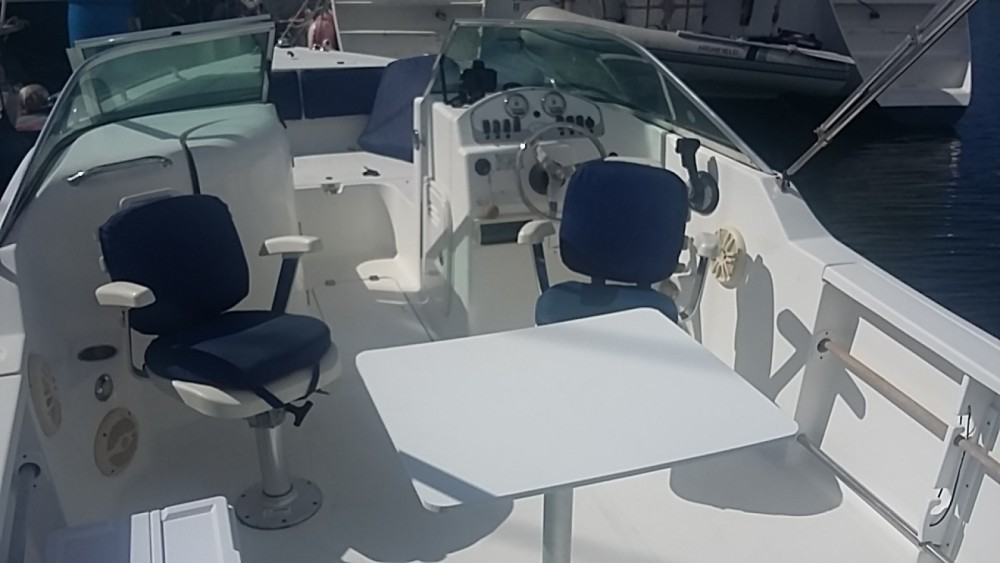 Rental yacht Pointe-à-Pitre - Seapro 206 DC on SamBoat