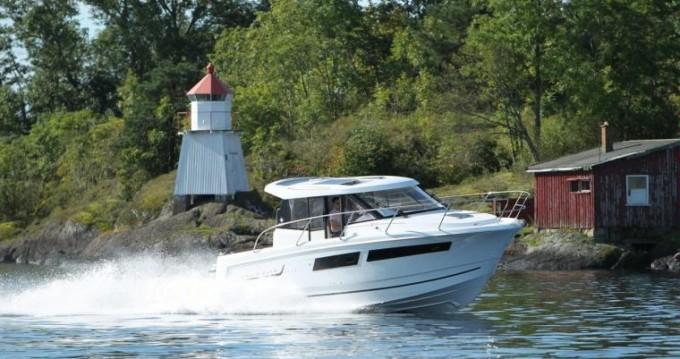 Boat rental Nieuwpoort-Bad cheap Merry Fisher 855