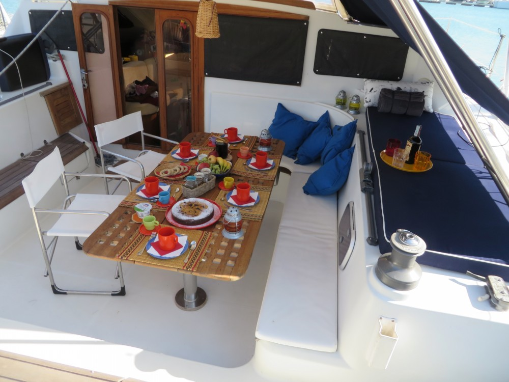Rental Catamaran Jeantot-Marine with a permit