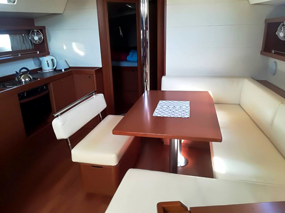 Boat rental Herceg Novi cheap Oceanis 45