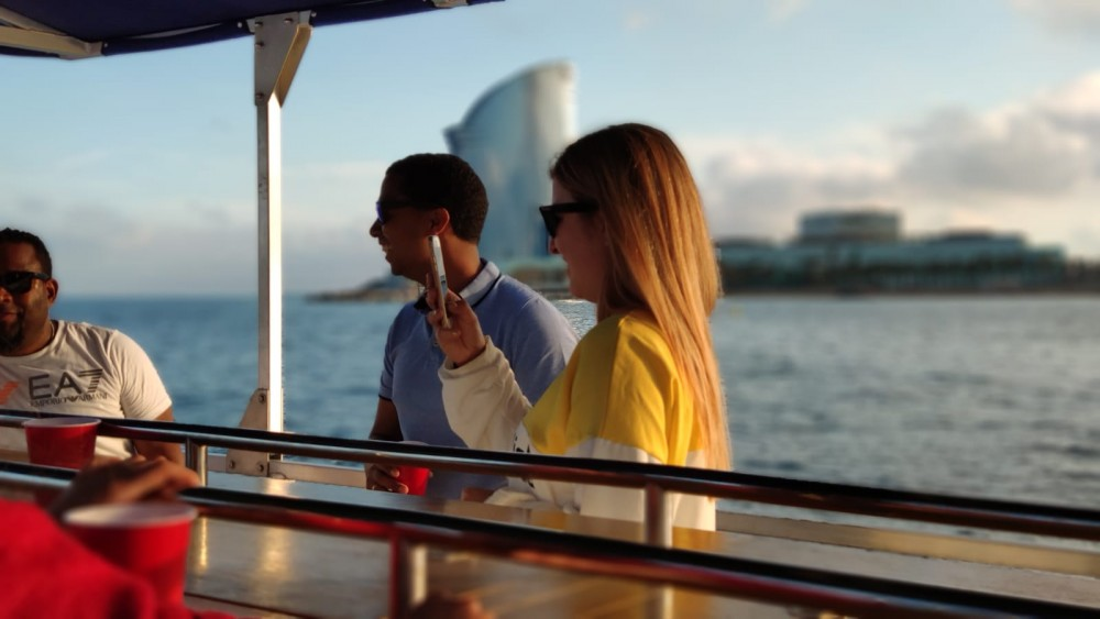 Rental yacht Barcelona - Eventium DYG Pedal Cruiser on SamBoat