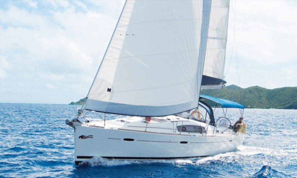 Rental yacht Barcelona - Bénéteau Cyclades 43 on SamBoat