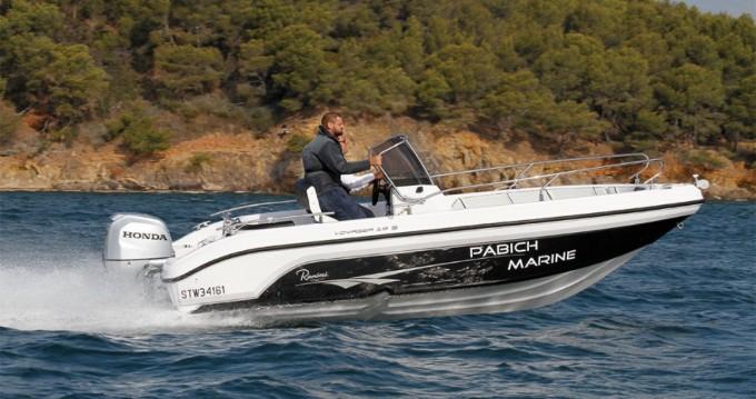 Rental yacht Vrsi - Ranieri Voyager 19 S on SamBoat