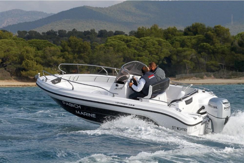 Rental Motorboat in Vrsi - Ranieri Voyager 19 S