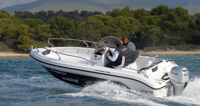 Hire Motorboat with or without skipper Ranieri Vrsi