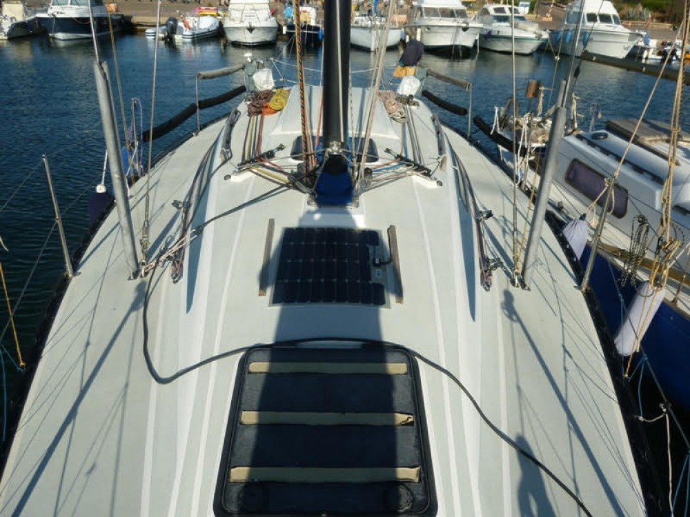 Rental Sailboat in Arzon - X-Yachts X-342