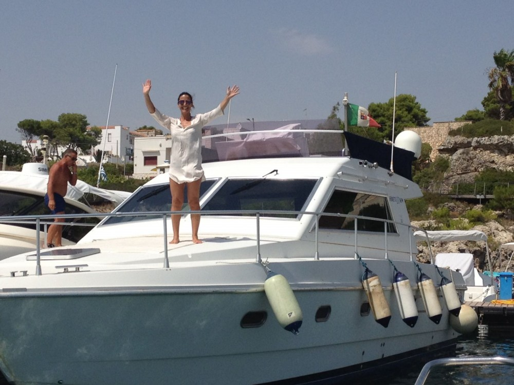 Ferretti Altura 36 Fly between personal and professional Gallipoli