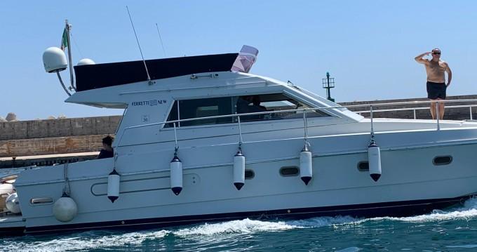 Boat rental Gallipoli cheap Altura 36 Fly