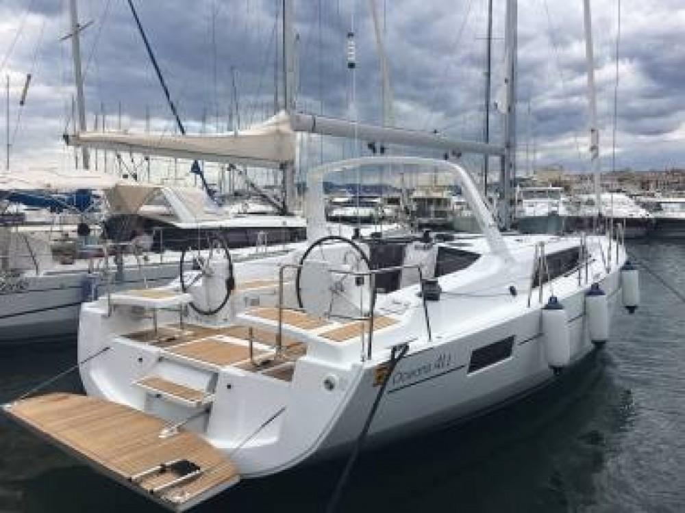 Rental Sailboat in Arzon - Bénéteau Oceanis 41.1
