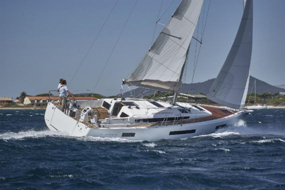 Boat rental Arzon cheap Sun Odyssey 440