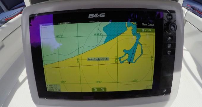 Boat rental Furnari cheap Oceanis 48
