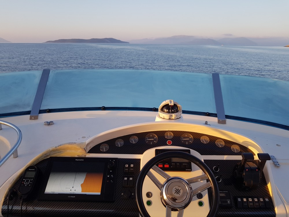Rental yacht Peloponnese, Western Greece and the Ionian - Fairline 55 Squadron on SamBoat