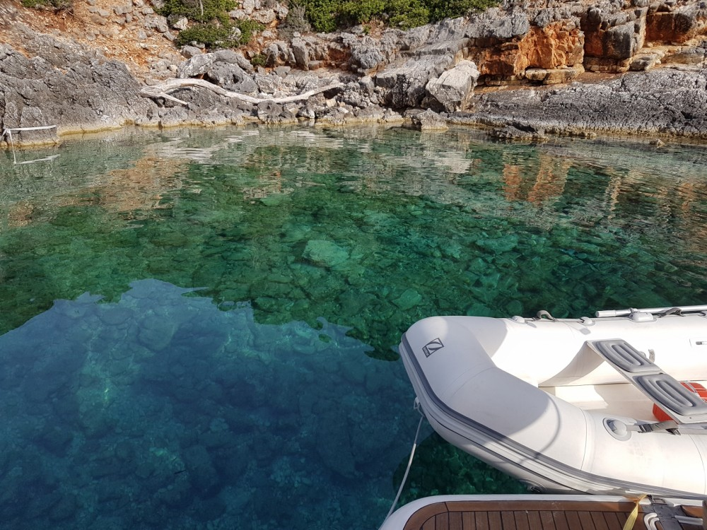 Rent a Fairline 55 Squadron Peloponnese, Western Greece and the Ionian