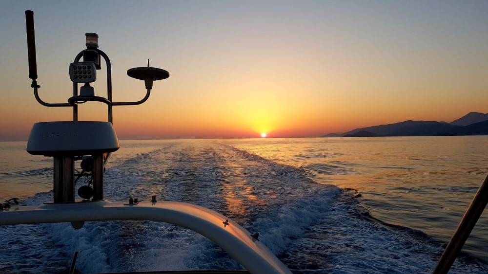 Hire Motorboat with or without skipper Fairline Peloponnese, Western Greece and the Ionian