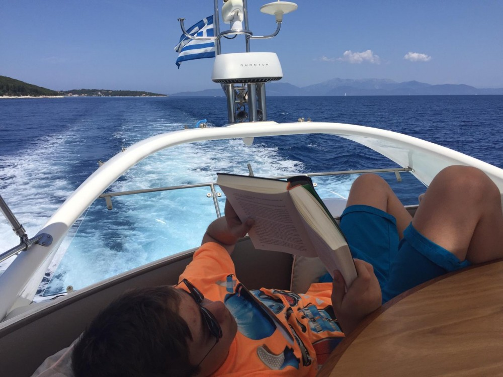 Boat rental Fairline 55 Squadron in Peloponnese, Western Greece and the Ionian on Samboat