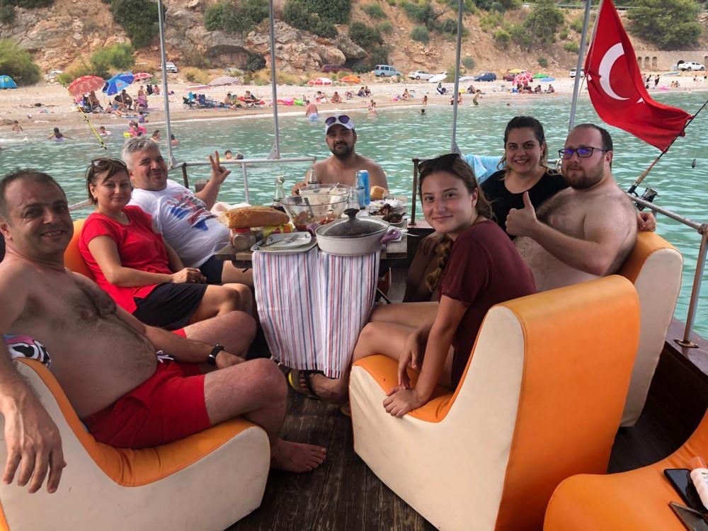 Rental yacht Antalya - Local Productor no model on SamBoat