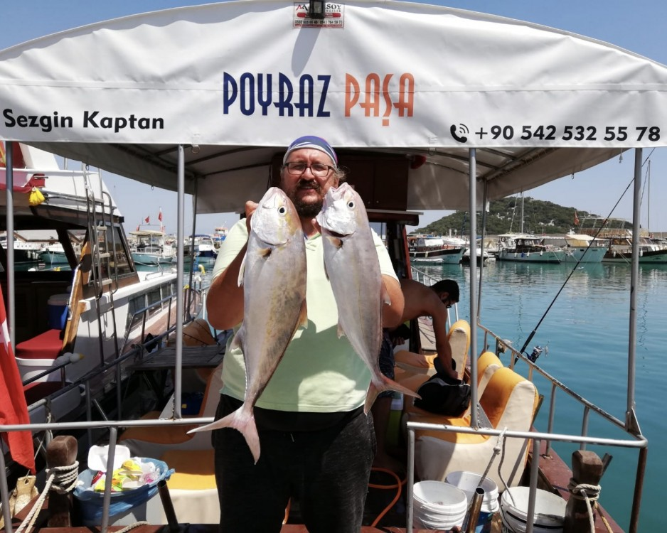 Local Productor no model between personal and professional Antalya